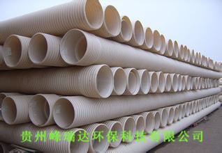 銅仁PVC-U雙壁波紋管
