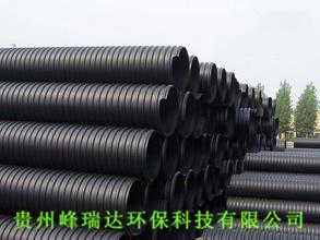 貴州鋼帶增強波紋管