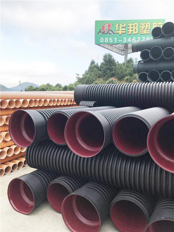 六盤水HDPE雙壁波紋管批發