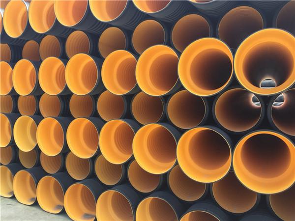 銅仁貴州HDPE雙壁波紋管廠家