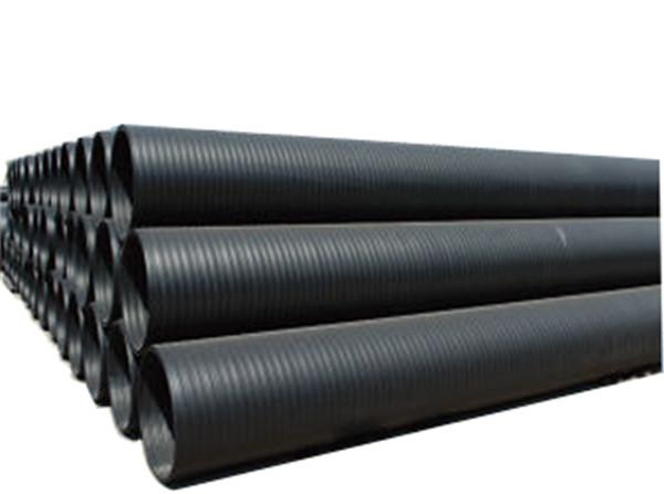遵義中空壁塑鋼纏繞管