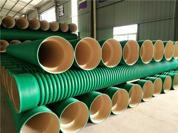 貴州HDMP高密度增強雙壁波紋管
