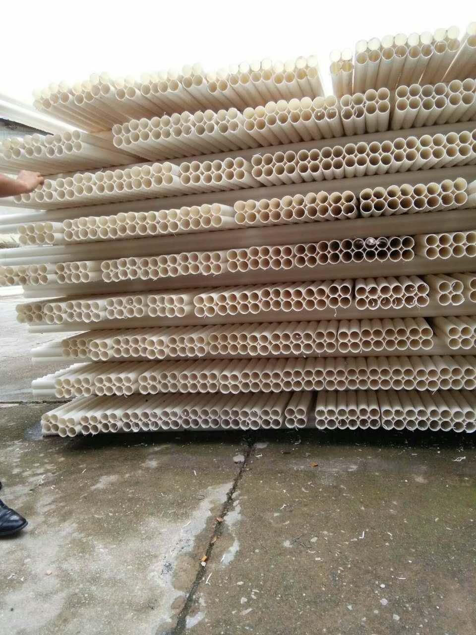 PVC四孔梅花管
