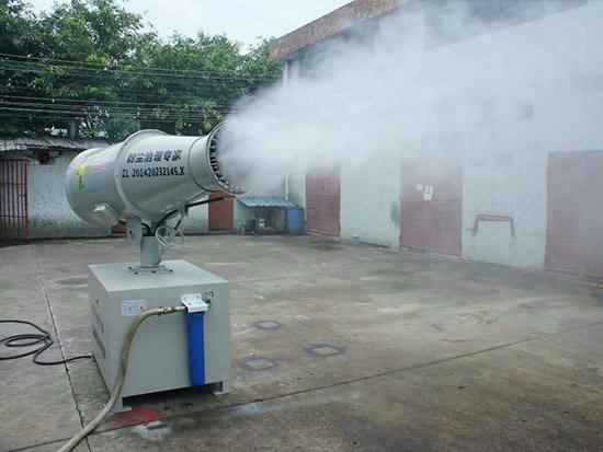 河南雾炮喷淋设备