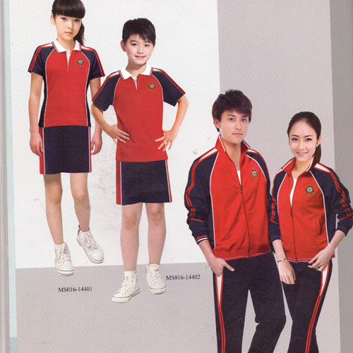 中学校服品牌