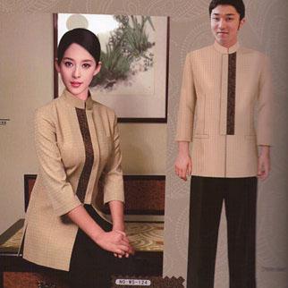 标准酒店制服