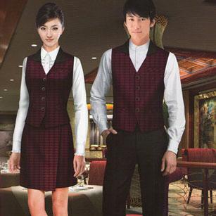 订制酒店制服