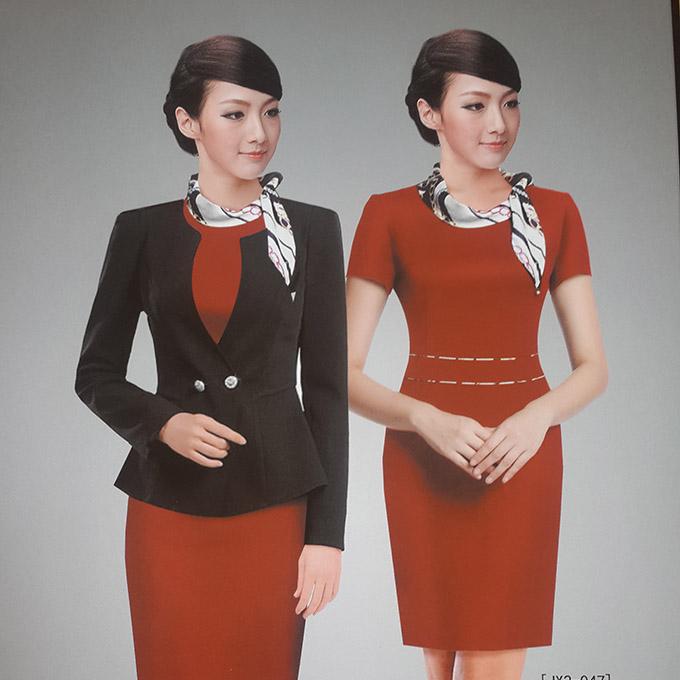 专业订做商务女装