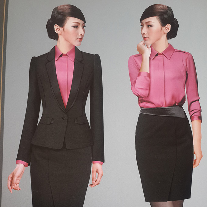 高级商务女装