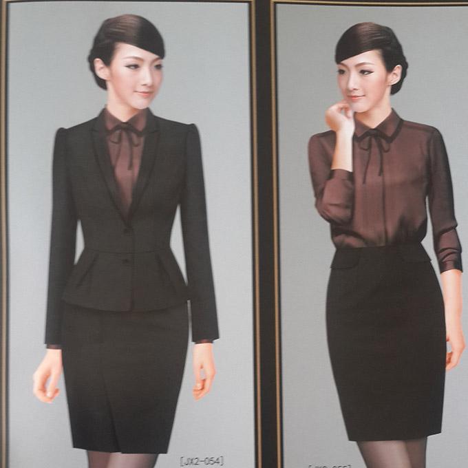 优雅商务女装
