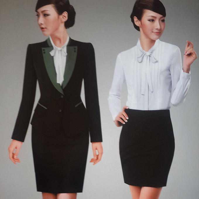 商务女装套装
