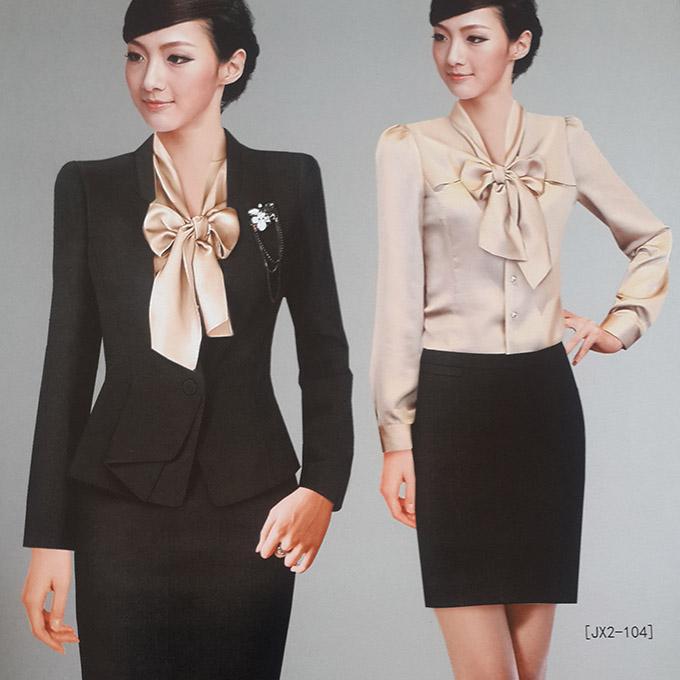 专业设计订做商务女装