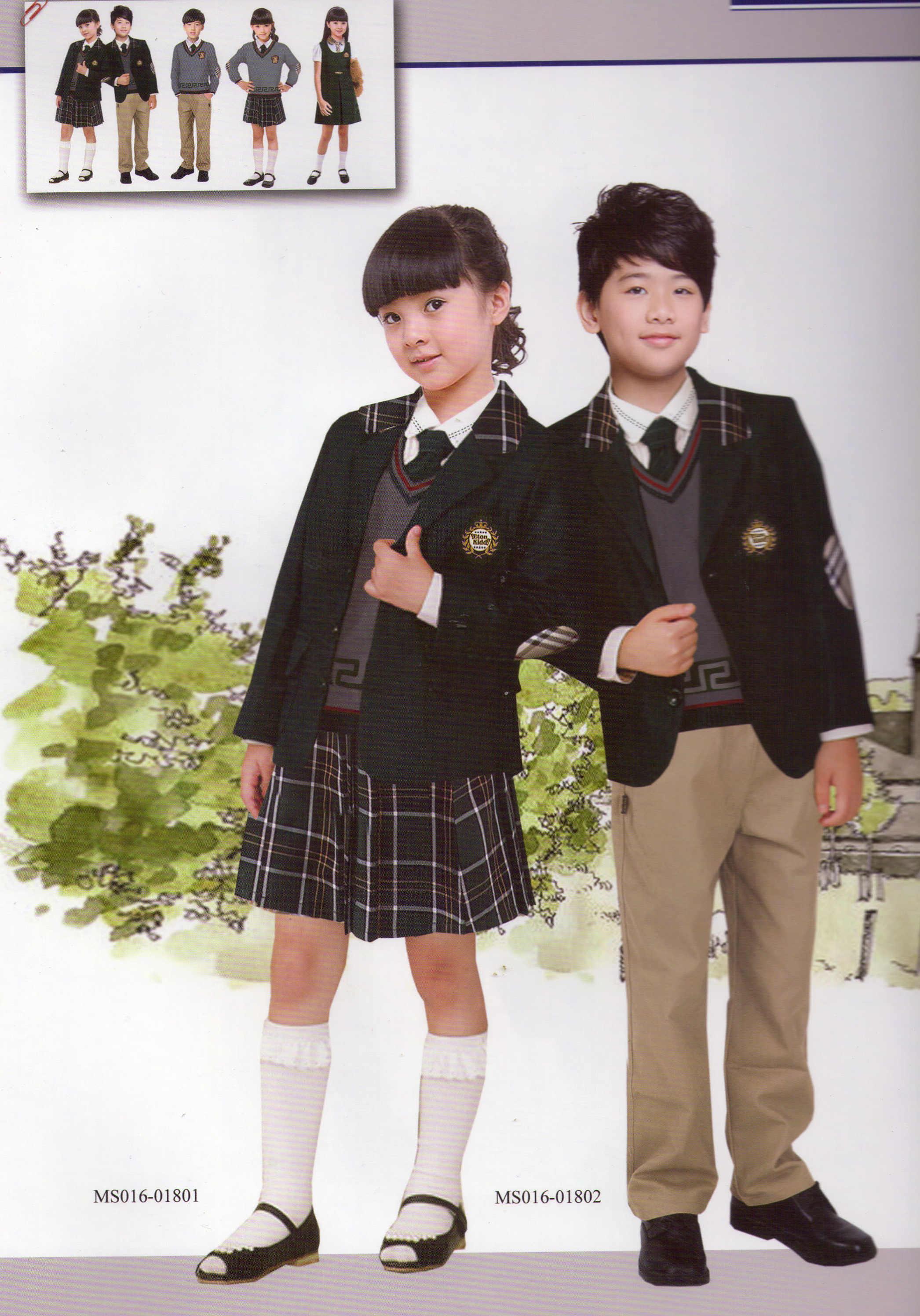 小学生制服