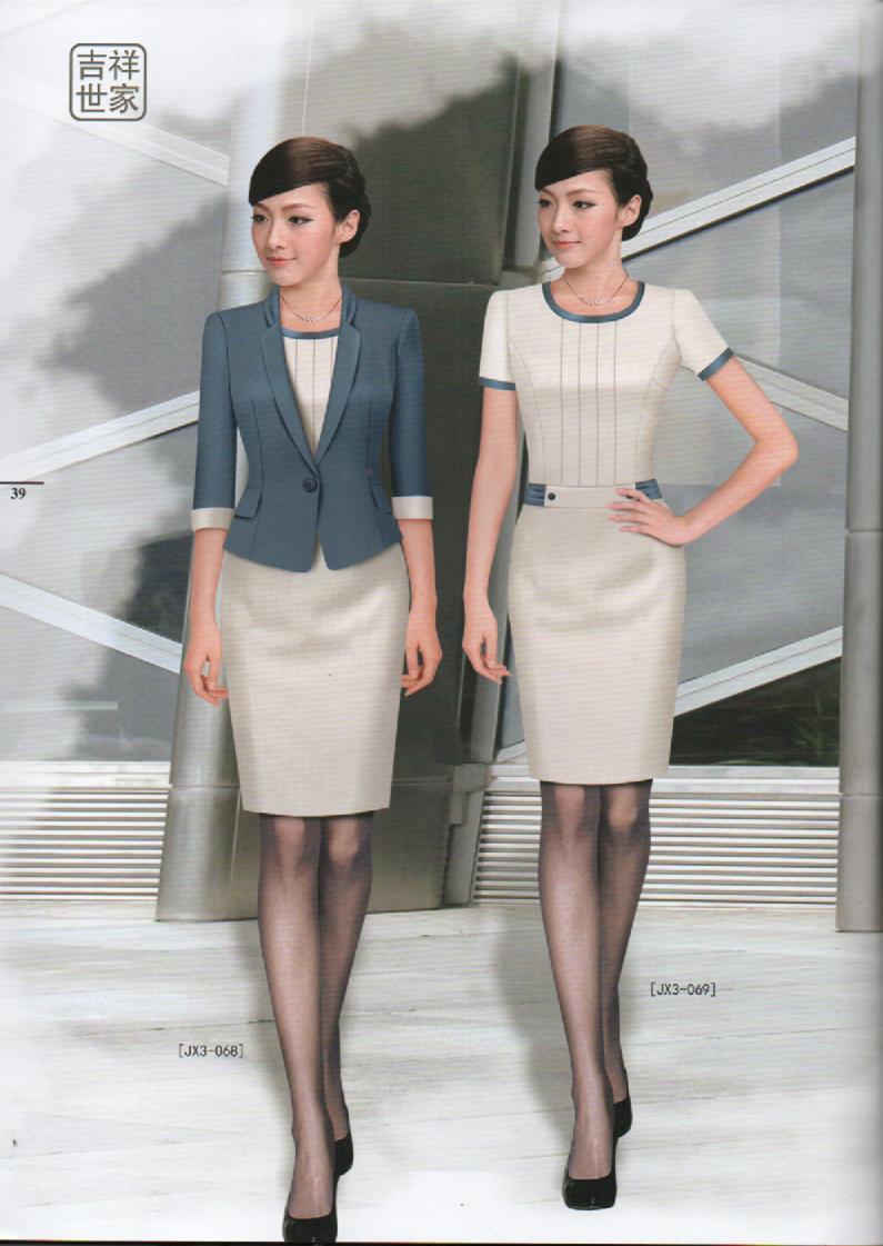 职业女性服装
