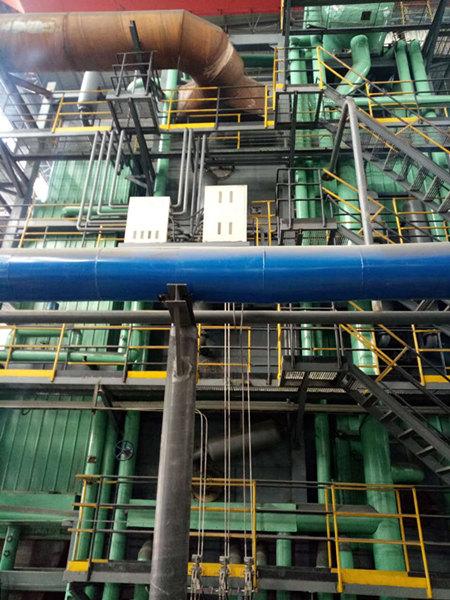 炭素余热锅炉吹灰器