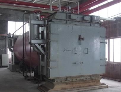 伸缩式蒸汽吹灰器
