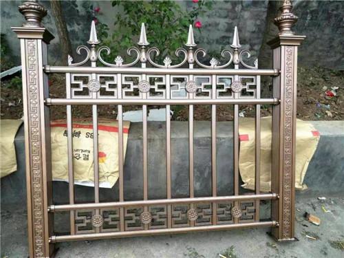 石家庄铝艺栏杆