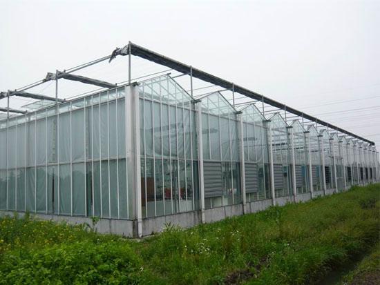 郑州玻璃温室