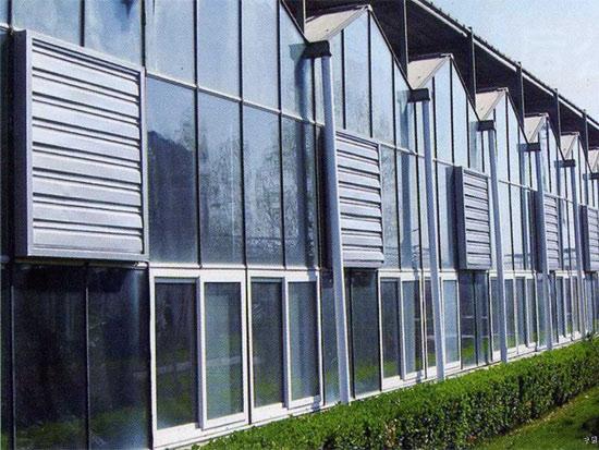 玻璃温室的优势