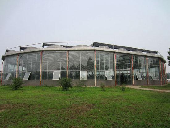 河南智能温室大棚厂家