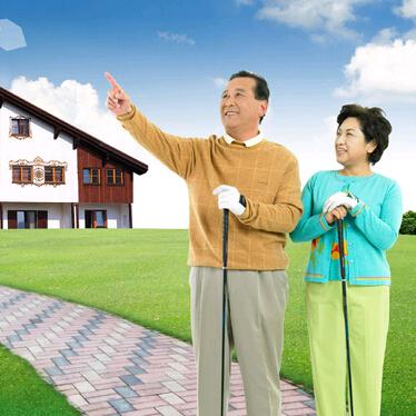 老年护理院三和老年公寓 老人也要维持良好的人际关系