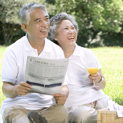 【原创】老人要老有所乐 养老院建议老人少入食油腻物