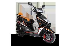 绿能电动摩托车