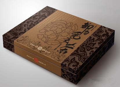 茶叶盒包装制作