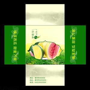 贵州水果盒设计