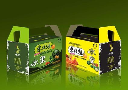 贵阳水果盒设计