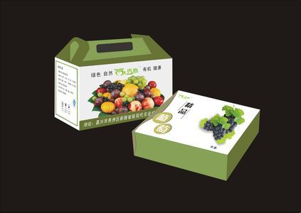 水果包装盒制作