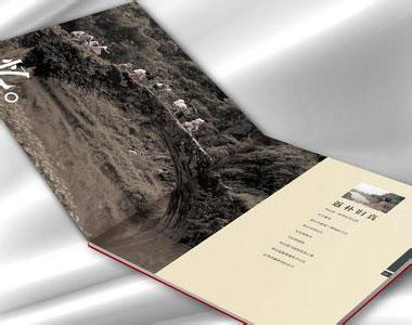 贵州宣传彩页设计