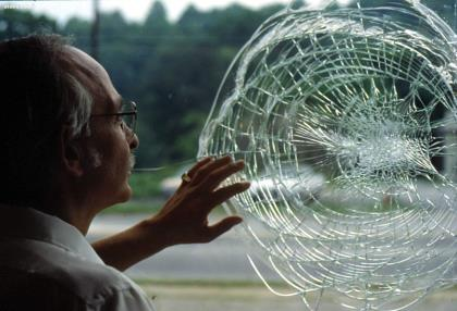 SANDI(三帝)玻璃防爆安全膜