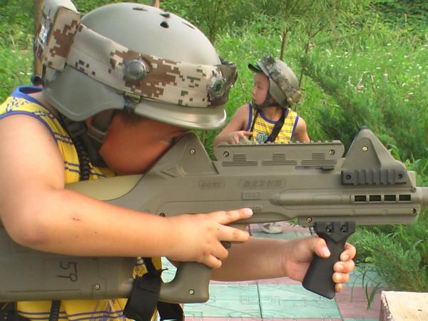 河北真人CS訓練營