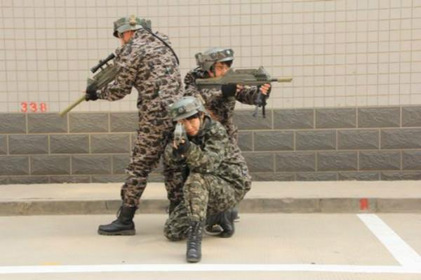 真人CS訓練營