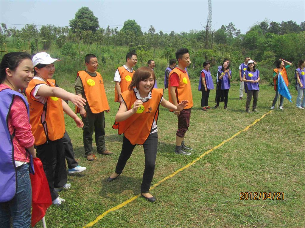 【经验】孩子的快乐成长营 拓展训练的特征