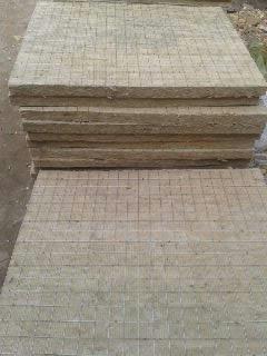 钢丝岩棉板