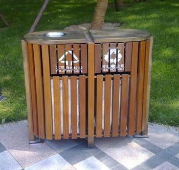 郑州园林垃圾桶