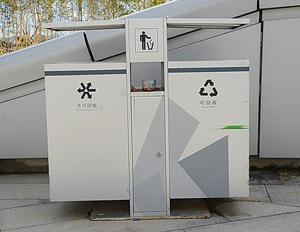 郑州多层环保垃圾桶