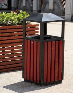 郑州城市环保垃圾桶