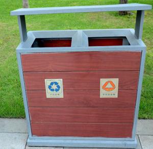 郑州创意环保垃圾桶