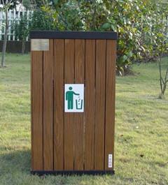 环保垃圾桶为城市带来整洁