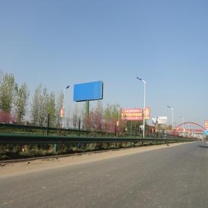 正定机场机场路广告位