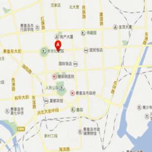 河北省秦皇岛市-推荐点位分布图