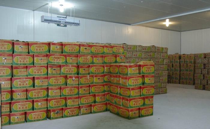 果蔬保鮮冷庫