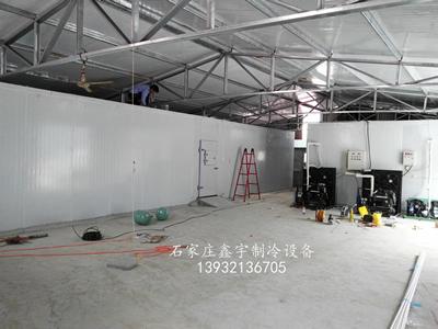 石家莊專業冷庫安裝公司