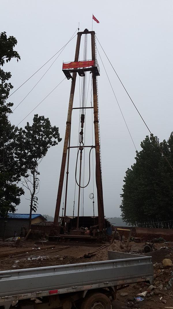 专业打井钻井施工工程