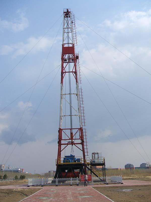 地热钻井的施工