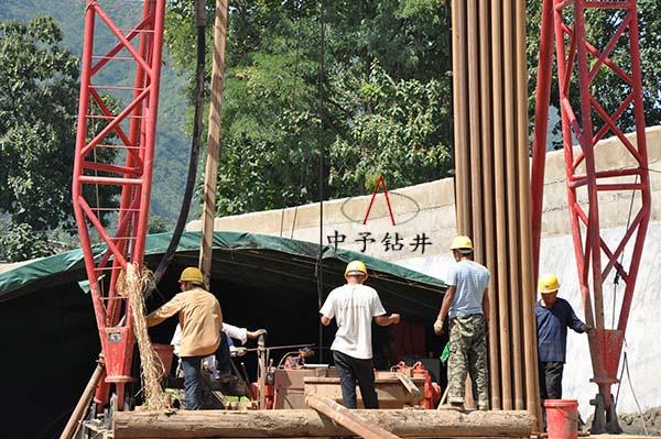 郑州专业打井钻井施工