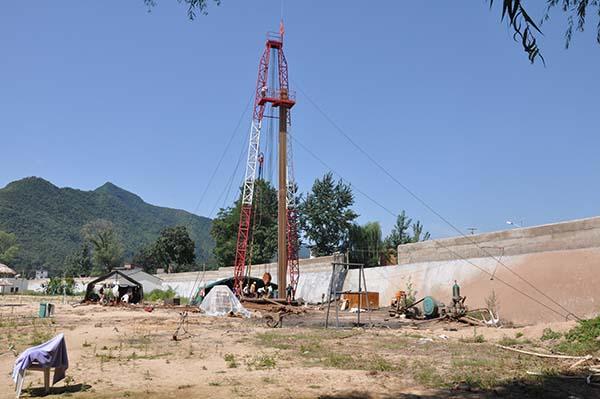 温泉钻井公司